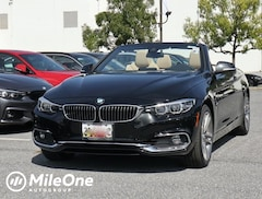 Used 2019 BMW 4 Series 430i xDrive Convertible in Houston