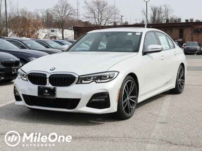 Pre Owned 2019 Bmw 3 Series For Sale At Bmw Of Catonsville Vin