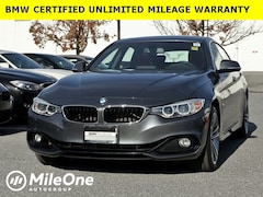 Used 2016 BMW 4 Series 428i xDrive Gran Coupe Hatchback in Houston