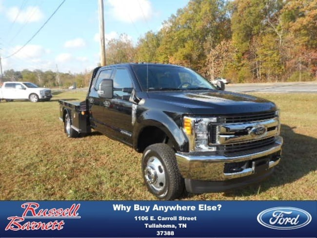 2017 Ford F-350 Chassis XLT Truck Crew Cab