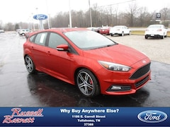 2018 Ford Focus ST Base Hatchback