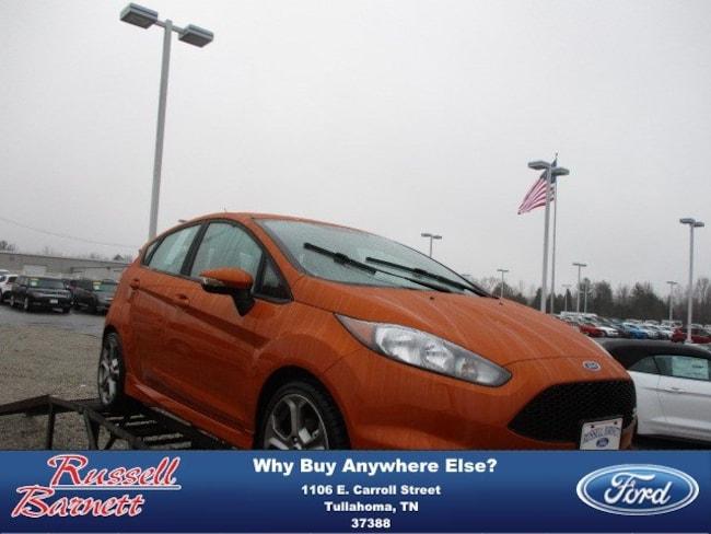 2017 Ford Fiesta ST Hatchback