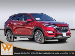 New 2021 Hyundai Tucson Limited SUV for sale near you in Anaheim, CA