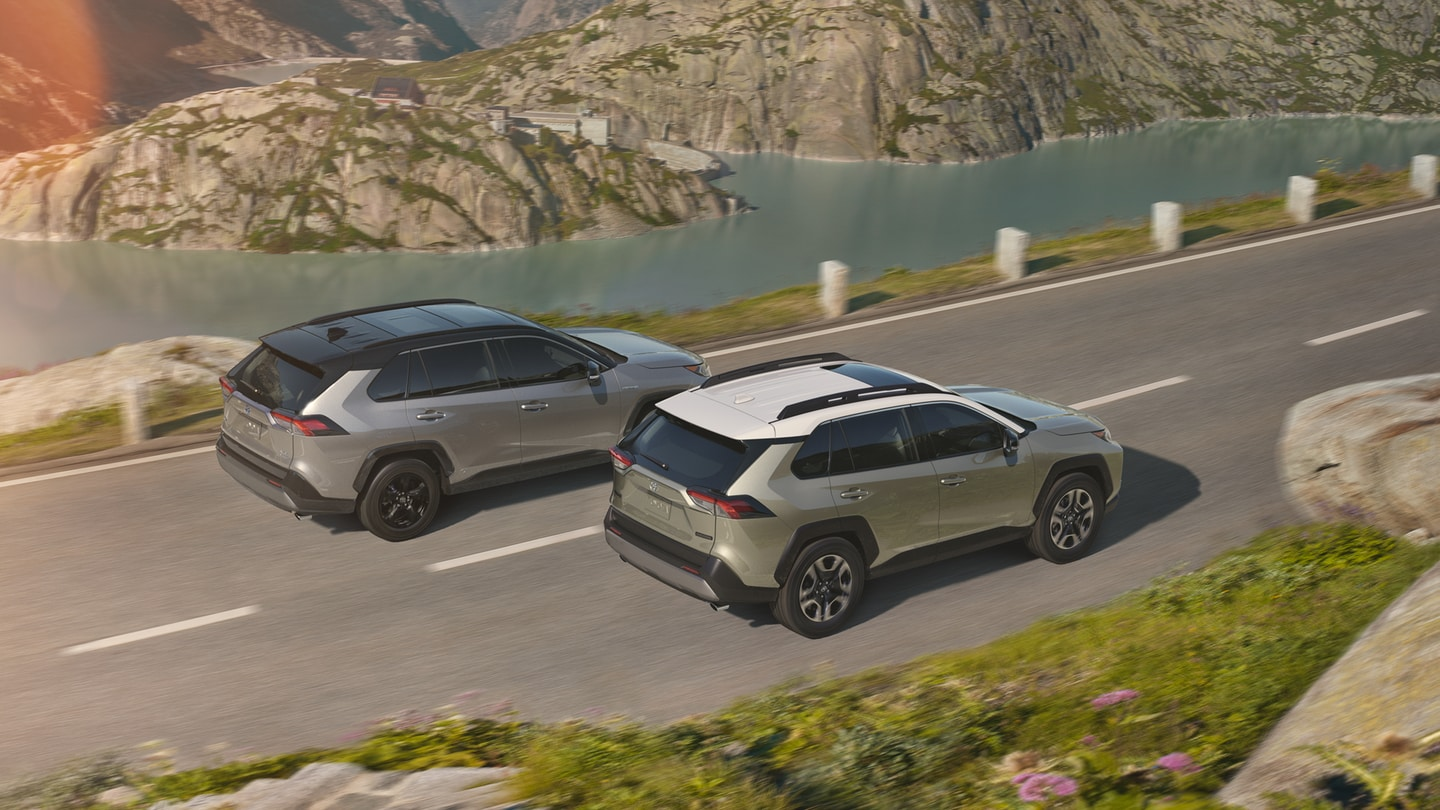 What To Expect In The 2019 Toyota Rav4 Heritage Toyota Catonsville