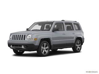 2017 Jeep Patriot Latitude 4x4 SUV