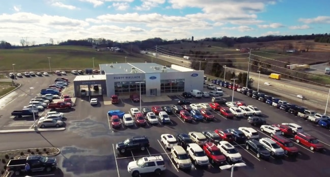About Rusty Wallace Ford New Ford And Used Car Dealer Dandridge Tn