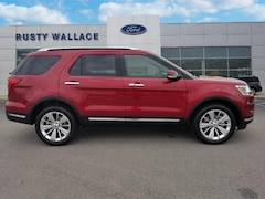 New 2019 Ford Explorer Limited SUV Dandridge, TN