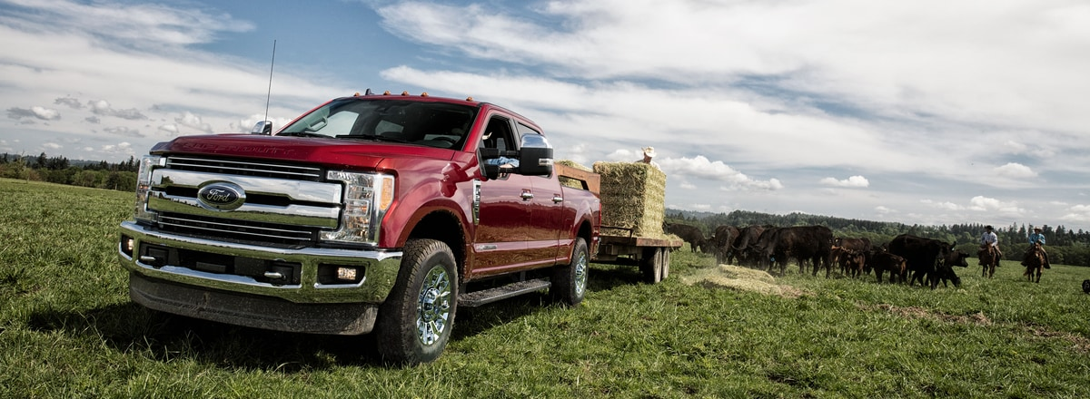 2019 Ford F-250 Lariat SuperCrew Truck