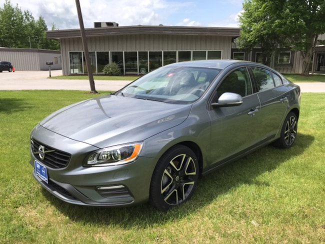 New 2018 Volvo S60 T5 AWD Dynamic Sedan For Sale/Lease North Clarendon