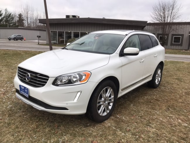 Used 2016 Volvo XC60 T5 Premier SUV for sale in North Clarendon, VT