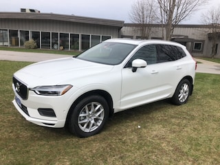 New 2018 Volvo XC60 T5 AWD Momentum SUV YV4102RK6J1080319 in North Clarendon VT