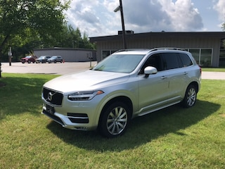 Certified Pre-Owned 2018 Volvo XC90 T6 AWD Momentum (7 Passenger) SUV YV4A22PK1J1190689 in North Clarendon VT