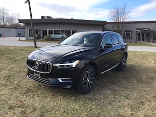 New 2019 Volvo XC60 T5 Inscription SUV LYV102RL1KB243089 in North Clarendon VT