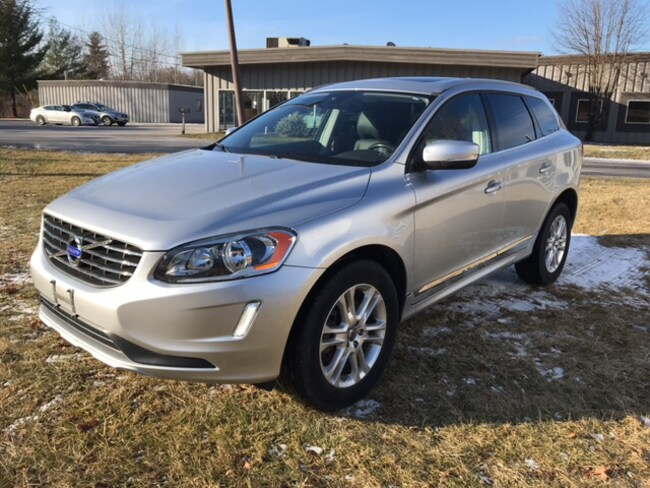 Used 2015 Volvo XC60 T5 Premier (2015.5) SUV for sale in North Clarendon, VT