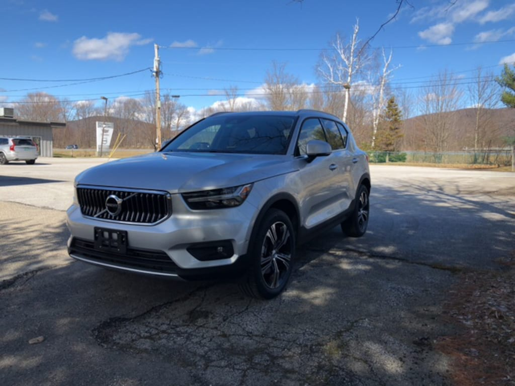 New 2019 Volvo Xc40 For Sale Lease North Clarendon Vt Vin Yv4162ul9k2124274