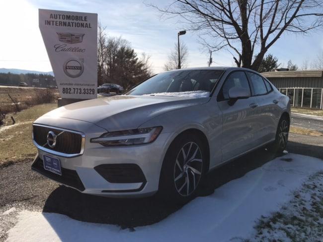 New 2019 Volvo S60 T6 Momentum Sedan For Sale/Lease North Clarendon