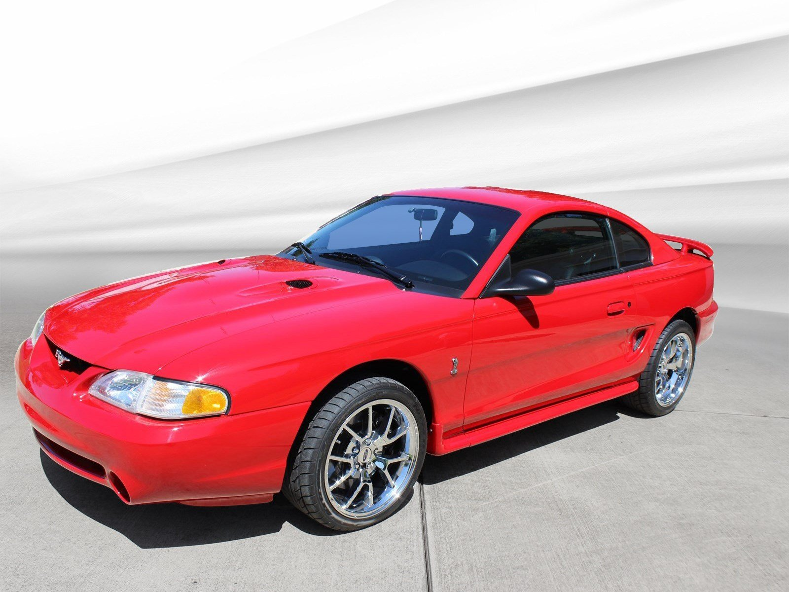 97 Ford Mustang