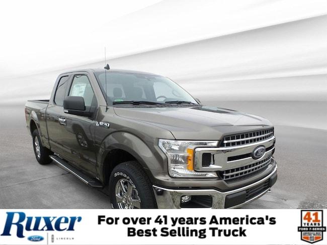 Jasper, IN 2019 Ford F-150 XLT XLT 4WD SuperCab 6.5 Box New