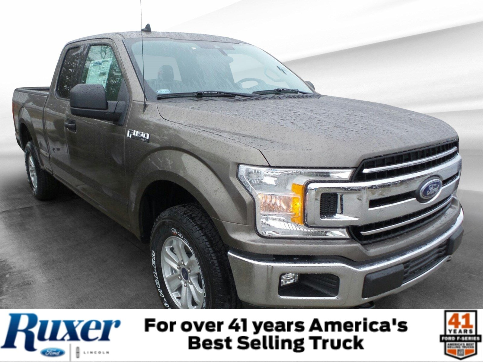 2019 Ford F-150 XLT XLT 4WD SuperCab 6.5 Box For Sale in Jasper, IN