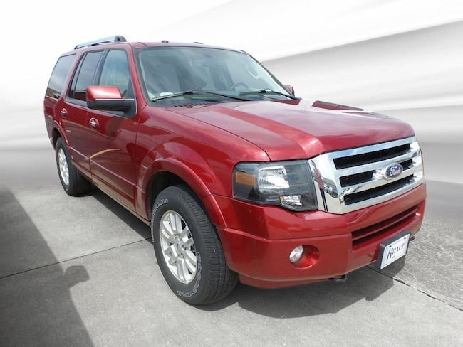 2014 Ford Expedition Limited 4WD  Limited in Jasper