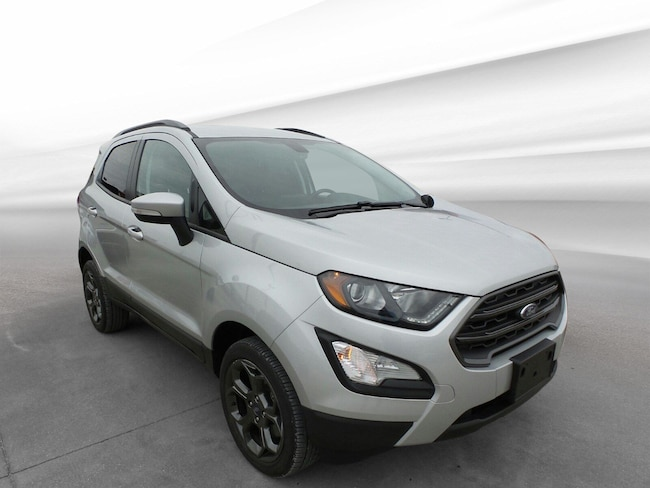2018 Ford EcoSport SES SES 4WD in Jasper