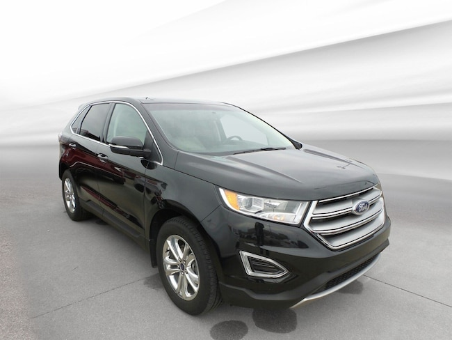 2015 Ford Edge SEL SEL FWD in Jasper