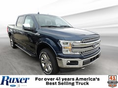 2018 Ford F-150 LARIAT LARIAT 4WD SuperCrew 5.5 Box in Jasper, IN