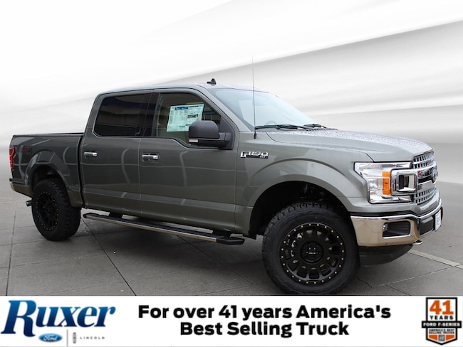 Jasper, IN 2019 Ford F-150 Lariat 4WD SuperCrew 145 Lariat New