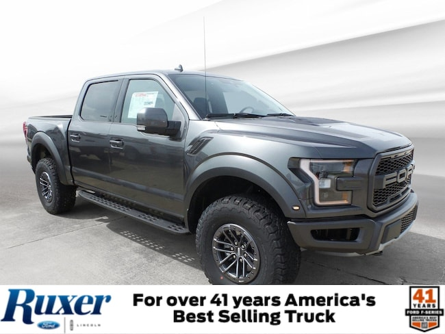 Jasper, IN 2019 Ford F-150 Raptor Raptor 4WD SuperCrew 5.5 Box New