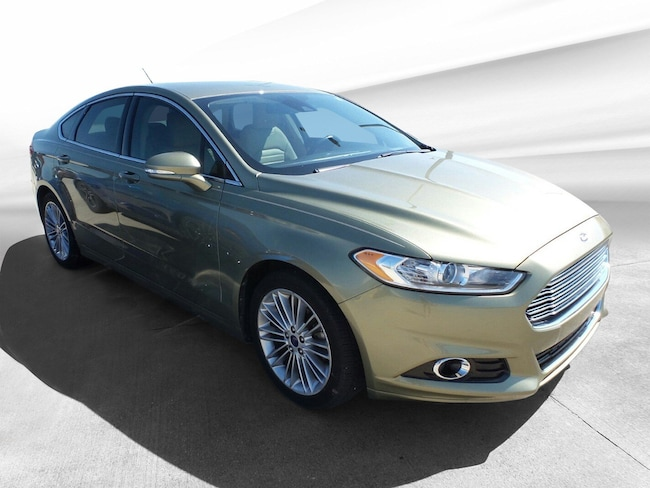 2013 Ford Fusion For Sale >> Used 2013 Ford Fusion For Sale Jasper In Vin