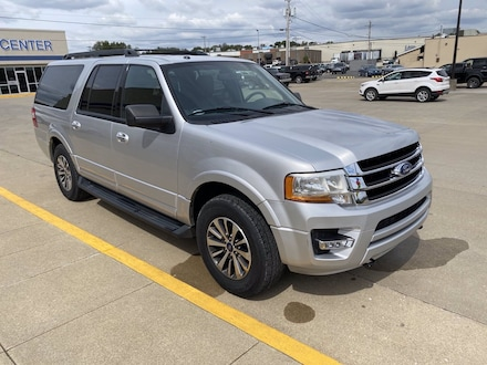 2015 Ford Expedition EL XLT 4WD  XLT