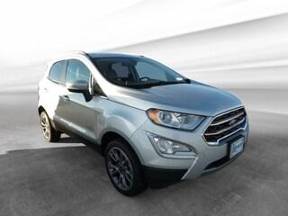 2018 Ford EcoSport Titanium Titanium 4WD Jasper, IN