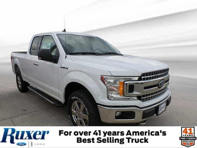 Jasper, IN 2019 Ford F-150 XLT XLT 4WD SuperCab 6.5 Box New