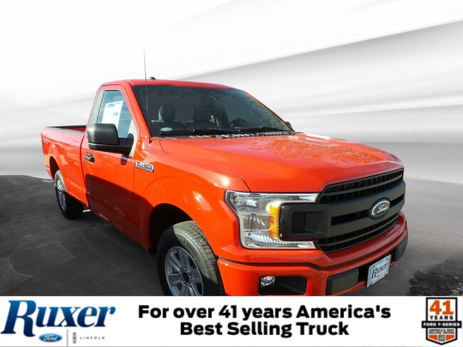 Jasper, IN 2019 Ford F-150 XL XL 2WD Reg Cab 8 Box New