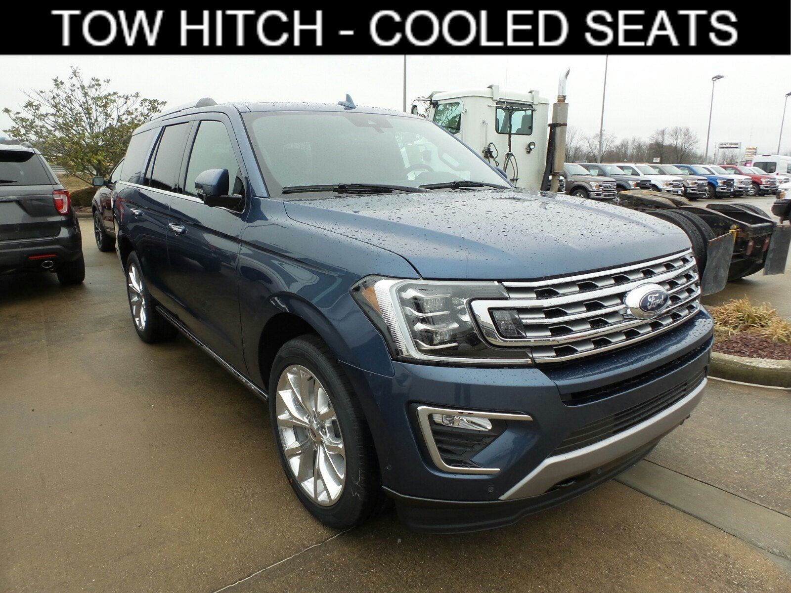 2019 Ford Expedition Limited Limited 4x4 Jasper, IN