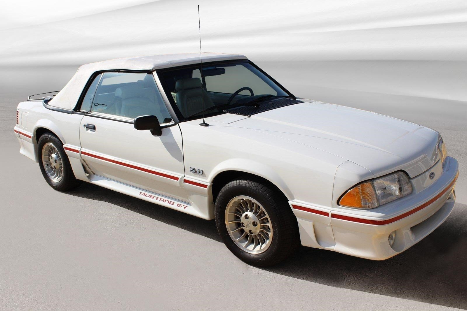 1990 ford mustang gt convertible 8 in jasper in