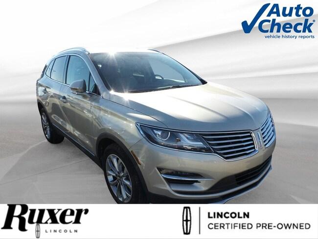2017 Lincoln MKC Select Select FWD in Jasper