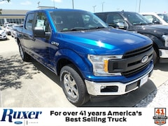 2018 Ford F-150 XL XL 4WD SuperCrew 5.5 Box in Jasper, IN
