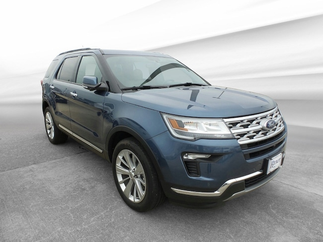 2019 Ford Explorer Limited Limited 4WD in Jasper