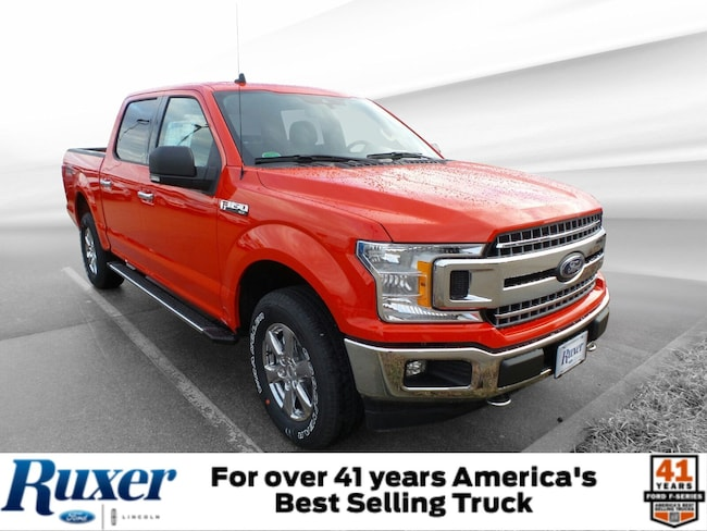 Jasper, IN 2019 Ford F-150 XLT XLT 4WD SuperCrew 5.5 Box New