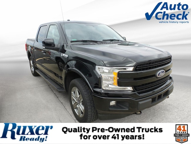 2018 Ford F-150 XL XL 4WD SuperCrew 5.5 Box in Jasper