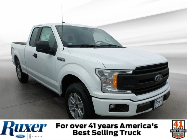 Jasper, IN 2019 Ford F-150 XL XL 2WD SuperCab 6.5 Box New