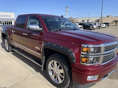 Used 2014 Chevrolet Silverado 1500 High Country 4WD Crew Cab 143.5 High Country For Sale in Jasper, IN
