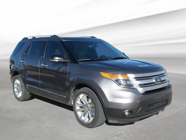 2013 Ford Explorer XLT 4WD  XLT in Jasper