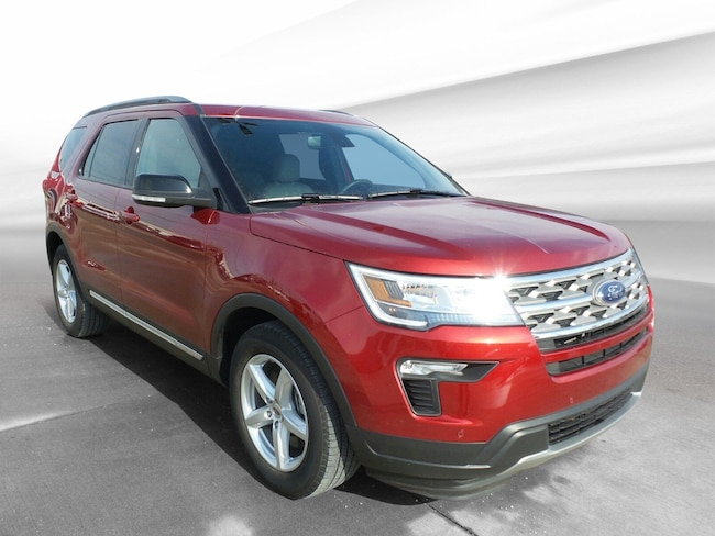 2018 Ford Explorer XLT XLT FWD in Jasper