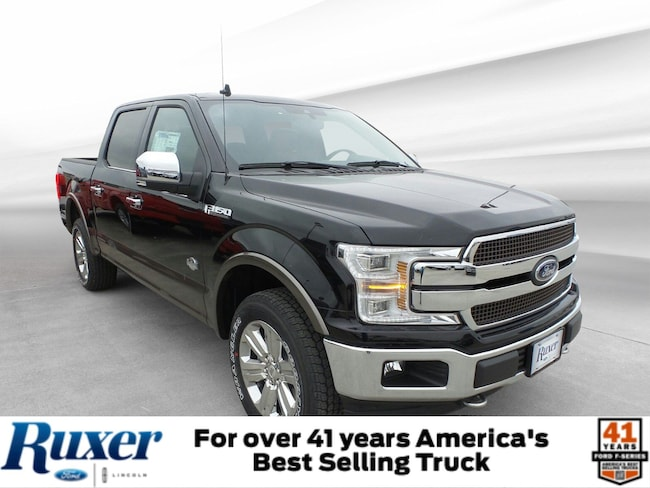 Jasper, IN 2019 Ford F-150 King Ranch King Ranch 4WD SuperCrew 5.5 Box New