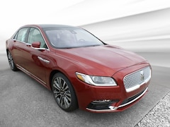 2018 Lincoln Continental Reserve Reserve AWD