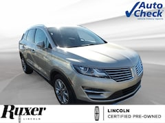2017 Lincoln MKC Select Select FWD