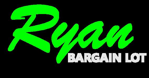 Ryan Bargain Lot