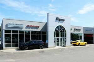 Ryan Auto Mall New Dodge Jeep Chevrolet Chrysler Ram Cadillac